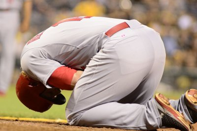 Injury-riddled St. Louis Cardinals can use All-Star break