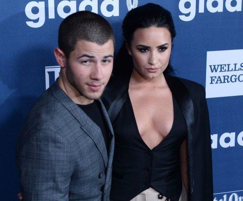 Nick Jonas, Demi Lovato pay tribute to Orlando victims