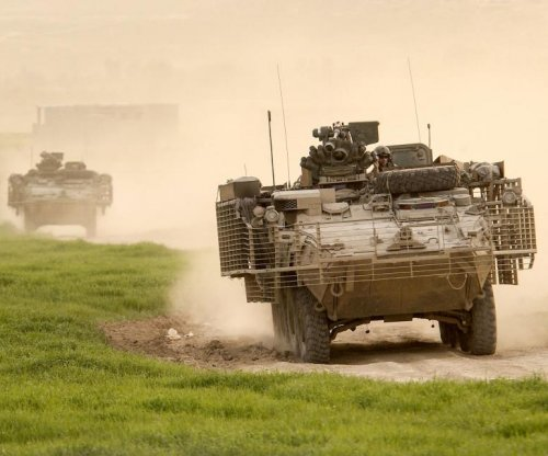 U.S. may sell Stryker vehicles to Latin American countries
