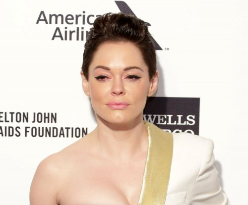 Rose McGowan's Twitter account suspended: 'There are powerful forces at work'
