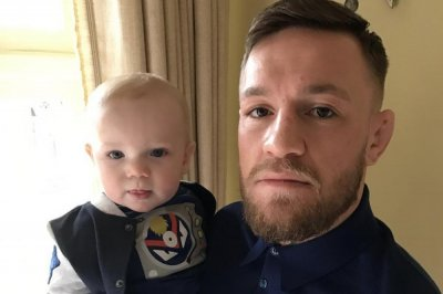 Conor McGregor throws Mexican fiesta-themed 1st birthday party for son
