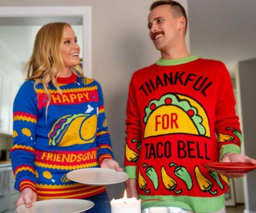 Taco Bell celebrates with Thanksgiving sweaters
