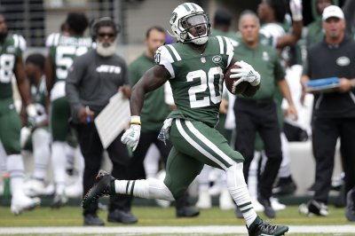 Jets cut RB Isaiah Crowell following Le'Veon Bell deal