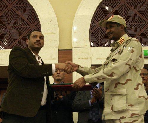 Sudan military council signs long-awaited civilian power-sharing deal