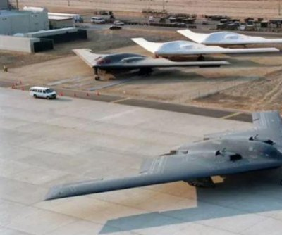 Air Force reactivates squadron for B-21 bomber testing