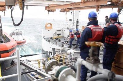 U.S. Coast Guard Stone to patrol illegal fishing in South Atlantic