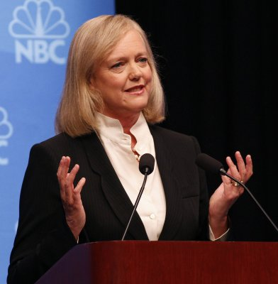 Ex-eBay CEO Meg Whitman to lead HP