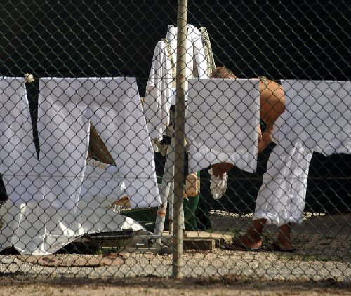 Judge orders halt to genital searches on Guantanamo Bay detainees