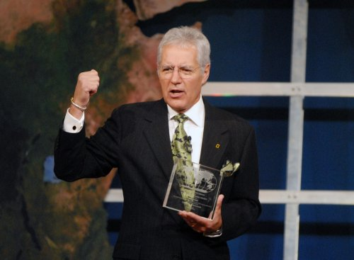 Alex Trebek spits rhymes during rap category on Jeopardy
