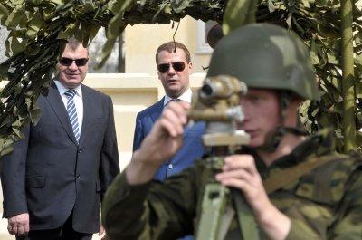 Russia calls Ukrainian destruction of military convoy fanciful