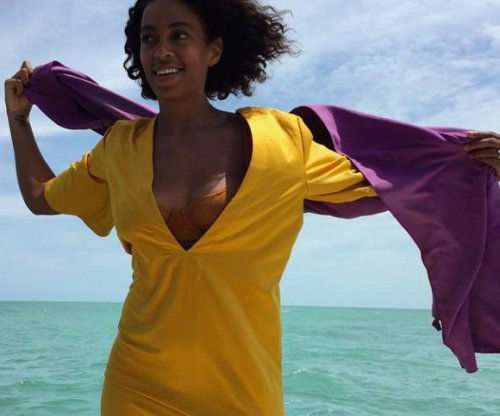 Solange Knowles shares photos from her honeymoon in Brazil