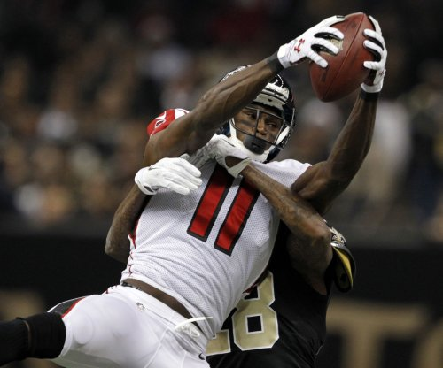 Atlanta Falcons smoke New Orleans Saints, keep playoff hopes alive