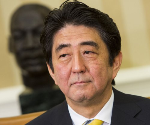 Japan's Shinzo Abe describes alliance with U.S. 'unshakable'