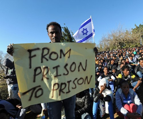 Israel offers choice to African immigrants: Plane ticket or prison