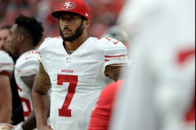 49ers' Colin Kaepernick not worried about job security