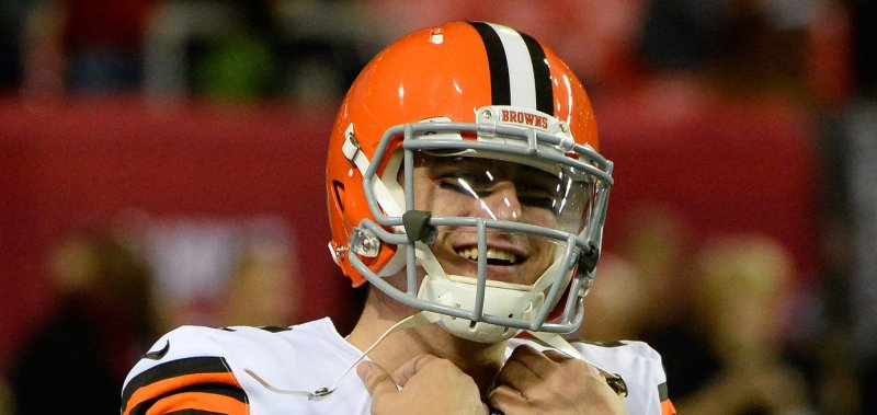 fb940f57 Cleveland Browns' Johnny Manziel will not face NFL punishment - UPI.com