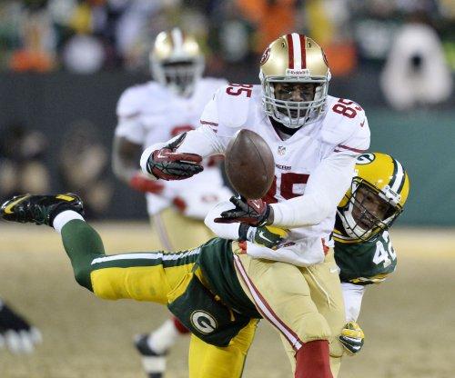 Broncos TE Davis blames 49ers for dropoff