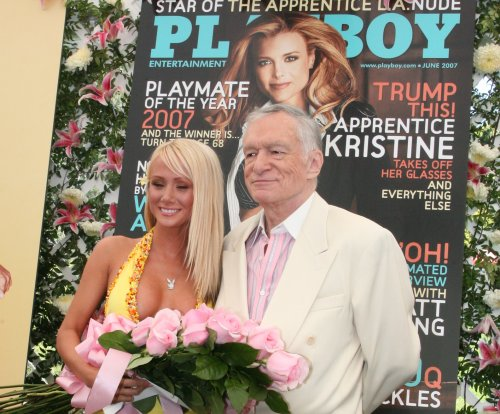 Hugh Hefner, 90, sells Playboy Mansion to neighbor
