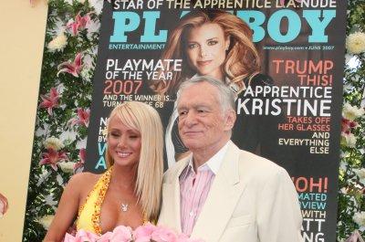 Hugh Hefner, 90, sells Playboy Mansion to neighbor