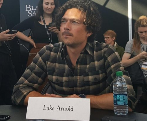 'Black Sails' star Luke Arnold: 'It's really, really tough' to give up John Silver after four seasons