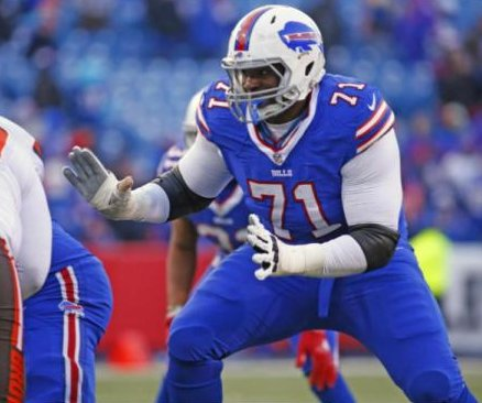 Buffalo Bills release former second-round pick T Cyrus Kouandjio