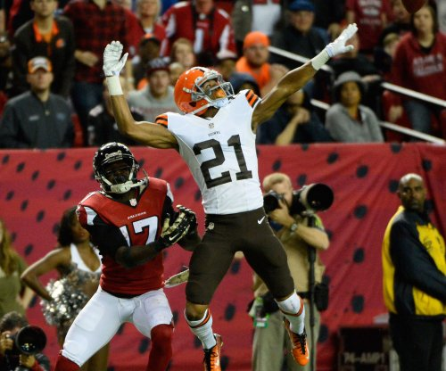 NFL free agent cornerback Justin Gilbert suspended for year