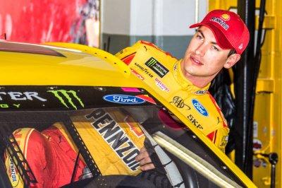 NASCAR notebook: Joey Logano unfazed by bubble status