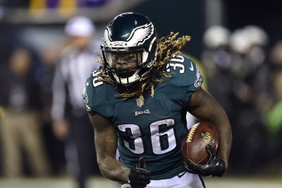 Eagles' Jay Ajayi had injury insurance policy