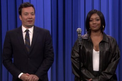 Tiffany Haddish has Lip Sync Battle with Jimmy Fallon