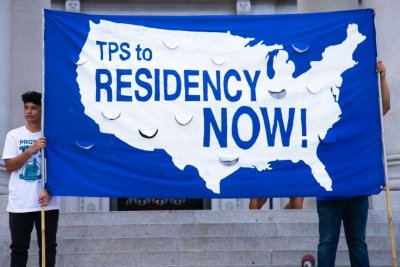 TPS reprieve brings relief, but permanent status out of reach for many