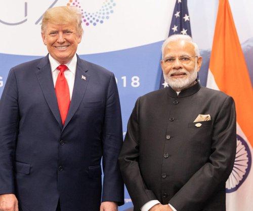 India announces tariff hike on 28 U.S. exports