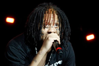 Trippie Redd's 'A Love Letter to You 4' tops the U.S. album chart