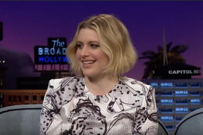 Greta Gerwig visualized Mariska Hargitay during pregnancy