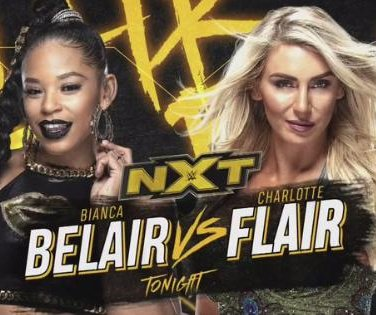 WWE NXT: Charlotte Flair and Bianca Belair clash