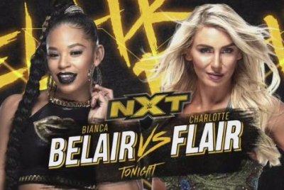 WWE NXT: Charlotte Flair and Bianca Belair clash