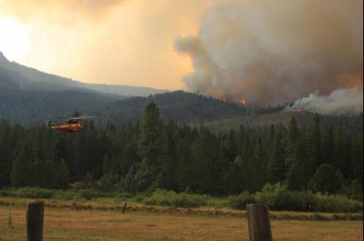 274,139-acre Dixie Fire becomes eighth largest in California's history
