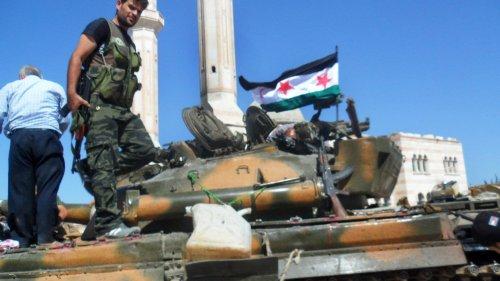 Fighting breaks out in Aleppo