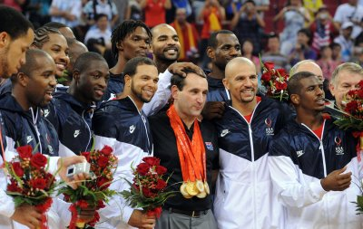Report: Krzyzewski to return as Olympic coach