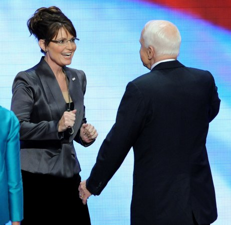 Palin sets 1st media interview as nominee