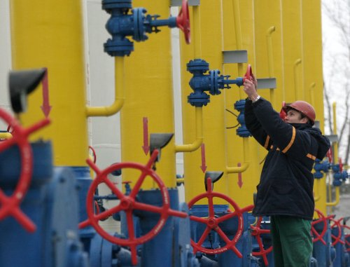 EU mulls gas talks with Kiev, Moscow