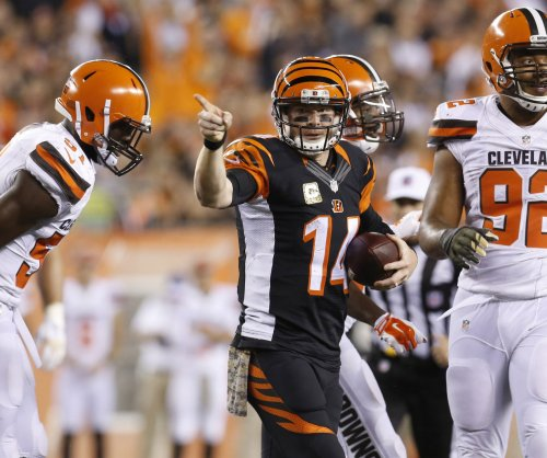 Cincinnati Bengals: Keys to second half, midseason report cards