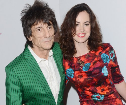 Rolling Stones' Ronnie Wood, wife Sally expecting twin girls