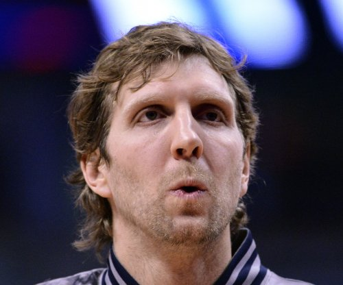 Dallas Mavericks F Dirk Nowitzki uncertain for Game 3