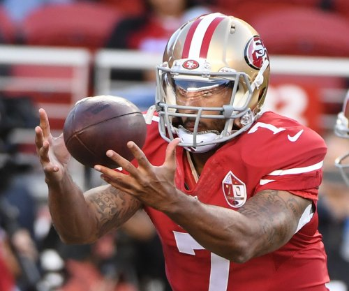 San Francisco 49ers' Colin Kaepernick claims he has received death threats