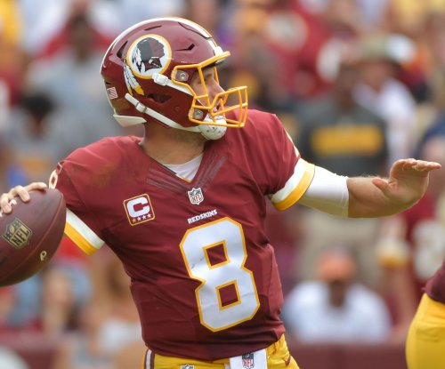 Kirk Cousins' 3 TDs help Washington Redskins keep Cleveland Browns winless