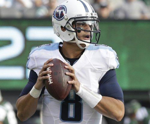 Marcus Mariota, Tennessee Titans trounce Jacksonville Jaguars