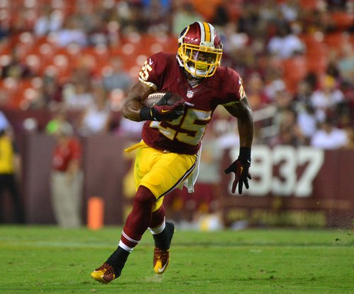 Chris Thompson's TD run lifts Washington Redskins over Philadelphia Eagles
