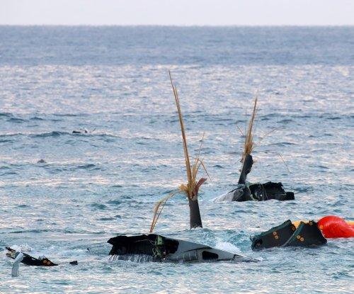 U.S. grounds MV-22 Ospreys in Japan after Okinawa crash