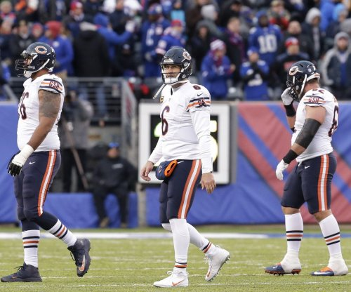 Chicago Bears' future at QB remains murky