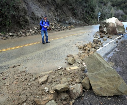 State of emergency declared in California after week of rain
